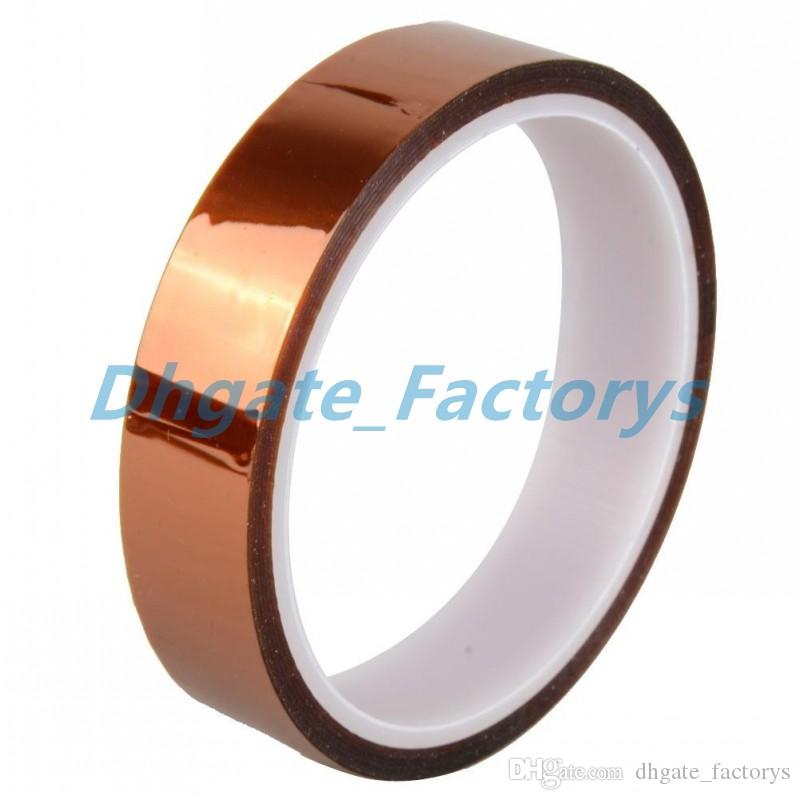 50mm 5cm 30M Tape Sticky High Temperature Heat Resistant Polyimide