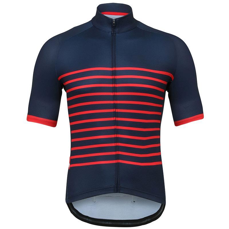 0a179c519c2 Crossrider 2018 Classic Mens Short Sleeve Cycling Jersey Bike Shirt ...