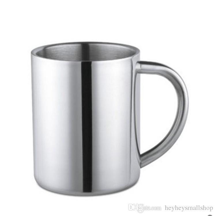 Insulated Coffee Mug Stainless Steel 304 Drinking Cup Mug