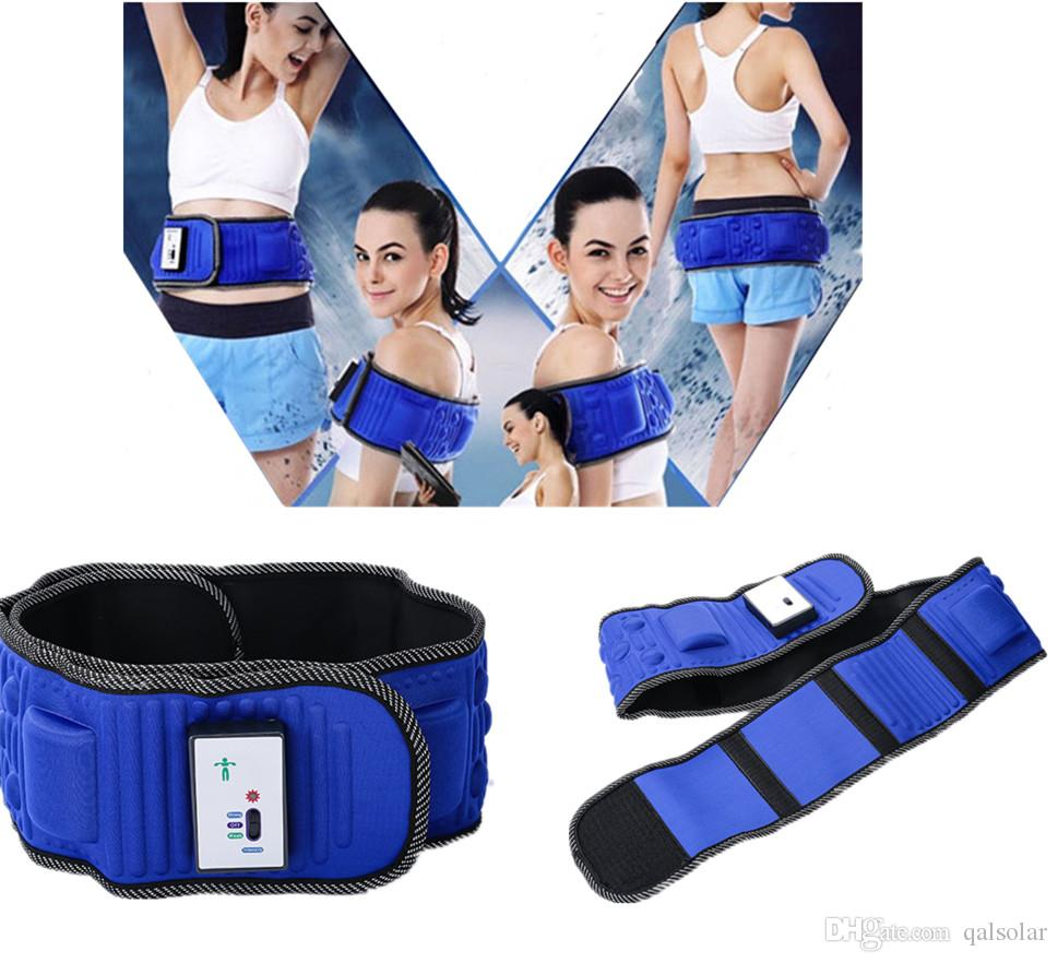 ed949c31e7 Slimming Massager Belt Body Shapers Waist Trimmer Belt Electronic ...