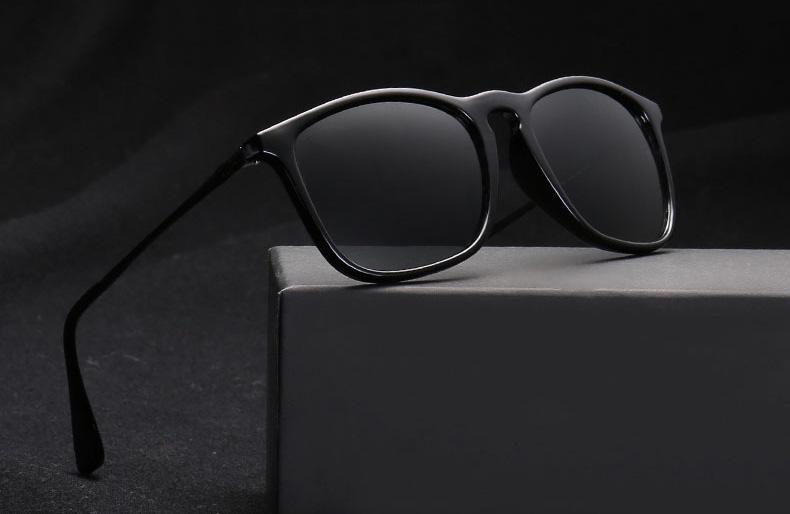 2018 Top qualité New lunettes de soleil de mode pour Homme Femme Erika Lunettes Designer Marque Lunettes de soleil Matt Leopard dégradé Objectifs boîtiers Boîtiers