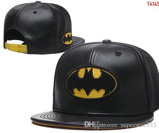 e216601ede3 2019 High Quality Fashion Brand Batman Ball Caps Tiger Design Baseball Cap  Yeezus OWL Hats For Men Women Bone Adjustable Snapback Luxury Hat 03 From  ...