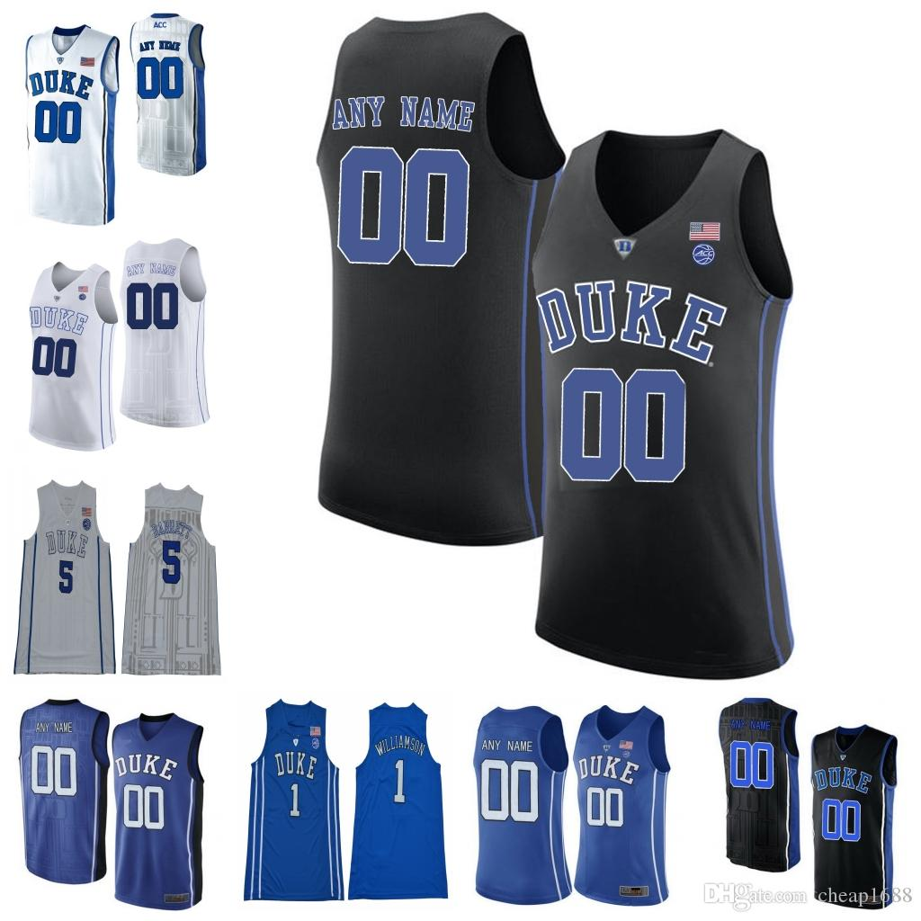 a006a523eea 2019 NCAA Duke Blue Devils #30 Antonio Vrankovic 41 Jack White 14 Brandon  Ingram 15 Jahlil Okafor Stitched College Basketball Jerseys From Cheap1688,  ...