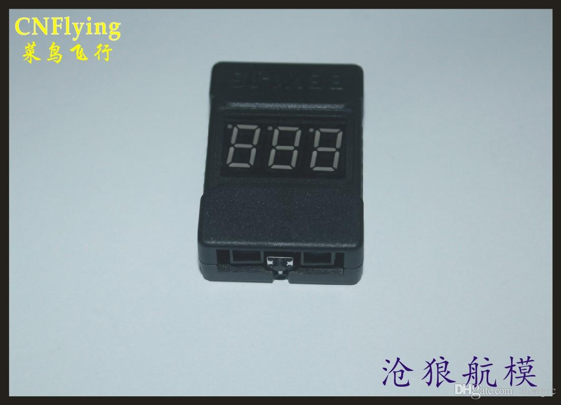 RC MODEL racing airplane boat PART -- Low Voltage Buzzer Alarm Lipo Battery Voltage Indicator Checker