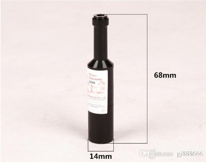 Alüminyum Alaşımlı Boru Uzunluğu 68mm