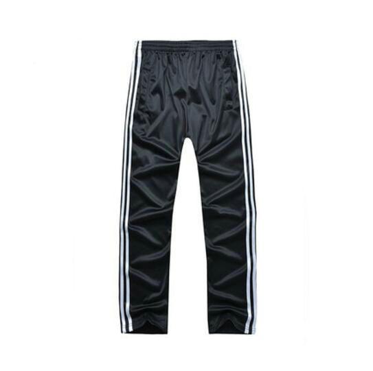 M-3XL marca traje hombres / mujeres deporte chándal traje casual deporte traje chaqueta y pantalones de moda