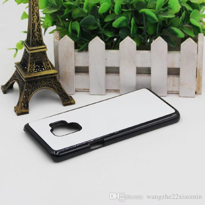 Wholesale Hot Selling 2D PC Sublimation Case for iPhone X Plastic Phone Cover with Aluminum sheet
