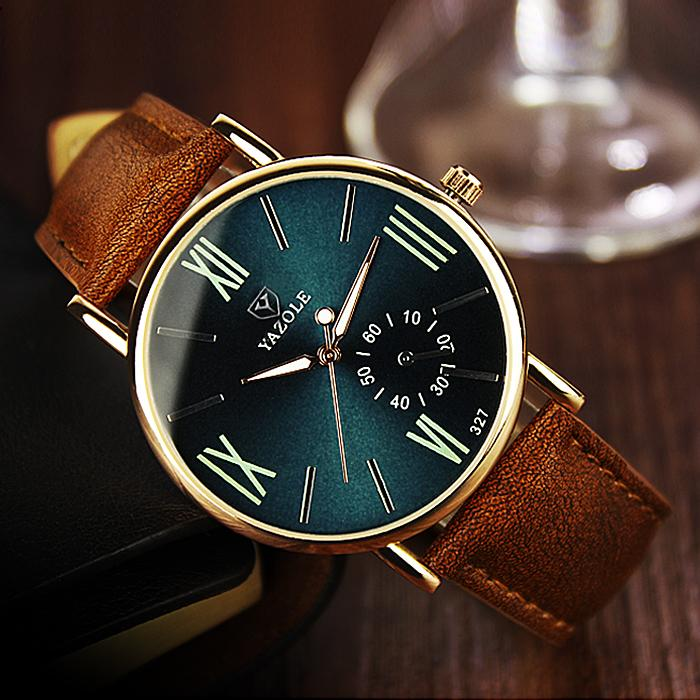 Yazole Quartz Watch Women Watches Top Brand Luxury Famous Wristwatch Female Clock Wrist Watch Quartz Watch Relogio Masculinoy1883102