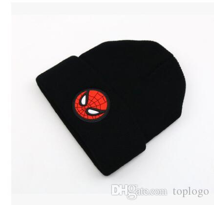 Spider Hat Beany Winter Spring Boys Beanies Kids Winter Hot Hat Children  Cartoon Beanies Baby Beanies Beanie Hats For Women From Toplogo 136505acf5