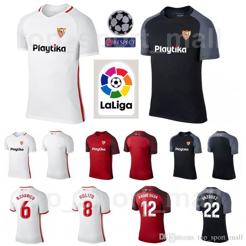 Maillot Extérieur Sevilla FC Nolito