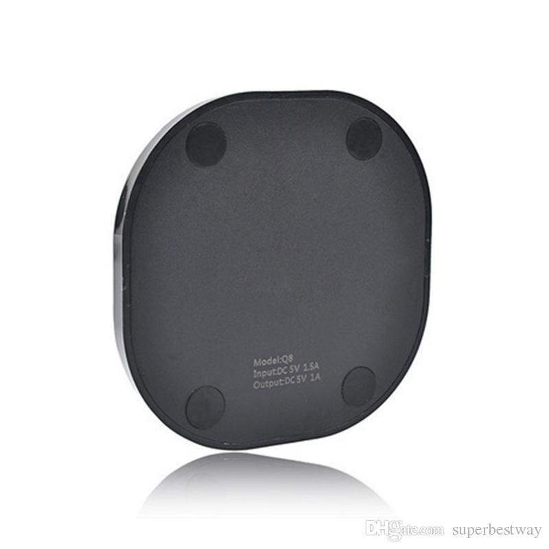 Q8 wireless charger QI standard wireless charger wireless charging OTH112