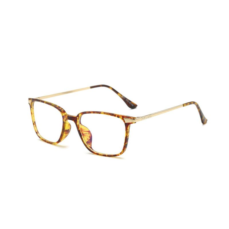 7c61870477 2019 LAOKE Trendy Eyeglass Frames Retro Men Women Clear Designer Eyewear  Frame Optical Eye Glasses Frame WD5007 From Shuidianba