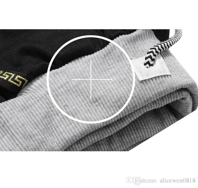2018 новый летний спортивный костюм мужчины повседневная набор спортивный костюм печати стенд воротник с коротким рукавом шорты Поло рубашка 2 шт. плюс размер