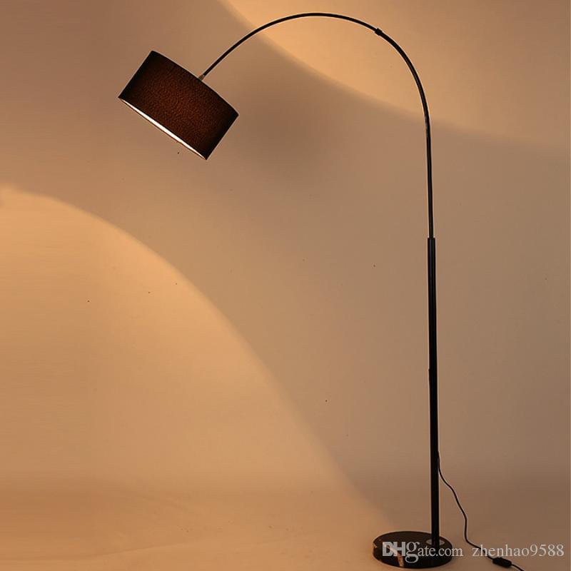 Staande Design Lamp.2019 Fashion Design Modern Stainless Steel Floor Lamp For Living