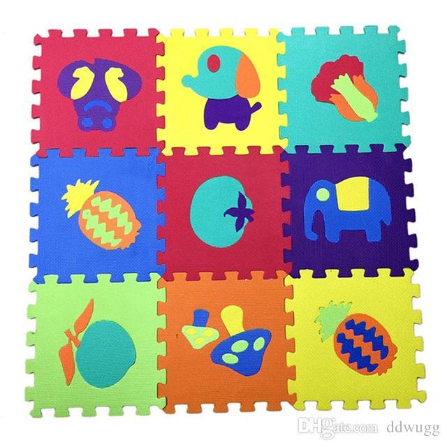 Acheter Bebe Eva Mousse Puzzle Tapis De Jeu Combo Enfants Tapis De
