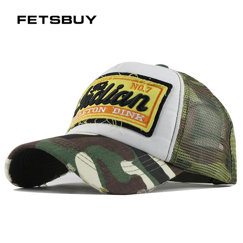 ac734c3779e FETSBUY Brand Fashion Letterse Embroidery Baseball Caps Men Women  Breathable Mesh Snapback Unisex Sun Hat For Bone Hip Hop Cap Fitted Hats  Baseball Hats ...