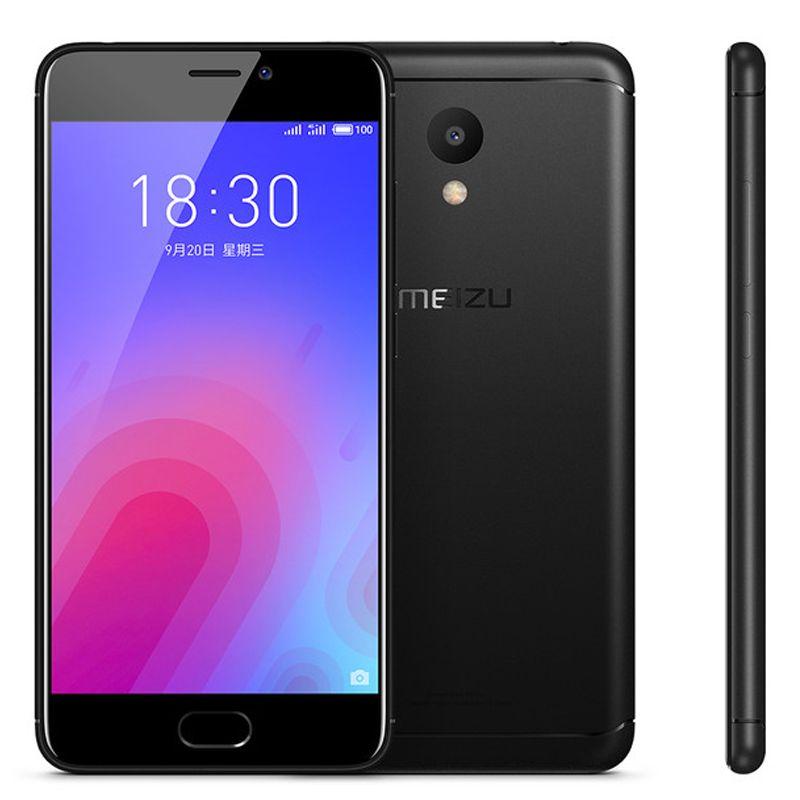 59acfc1e26c Ofertas Smartphones Libres Original Meizu M6 Meilan 6 3gb Ram 32gb Rom 4g  Lte Teléfono Móvil 5.2 '' Pantalla 2.5d Mt6750 Octa Core 13.0mp Face Ae ...