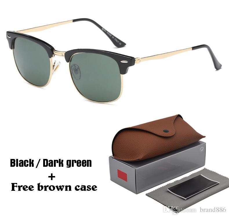 688442055d Classic Brand Designer Sunglasses For Mens Womens Sun Glasses Cat Eye  Eyewear UV400 Protection Lens With Free Brown Case And Box Eyeglasses  Sunglasses Hut ...