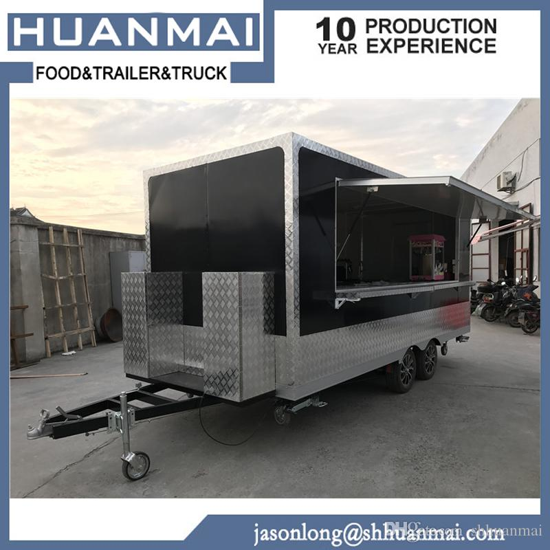 Mobile Kitchen Food Trailer Catering Trucks Used Parts For