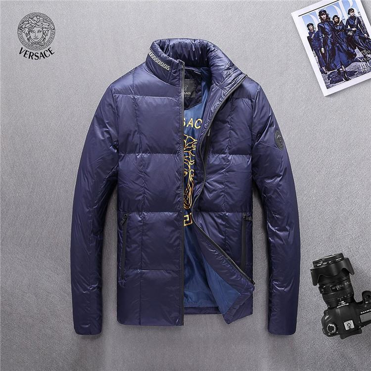 the latest 12916 3d99a Giacche invernali uomo Nuovo modello Abiti imbottiti in cotone Uomo coreano  Fondo lungo Trend Uomo bello Cappotto allentato Anche Cappello Moda ...