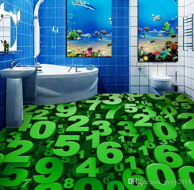 3d wallpaper salon Underwater World Dolphin Ocean 3D fond d'écran gratuit