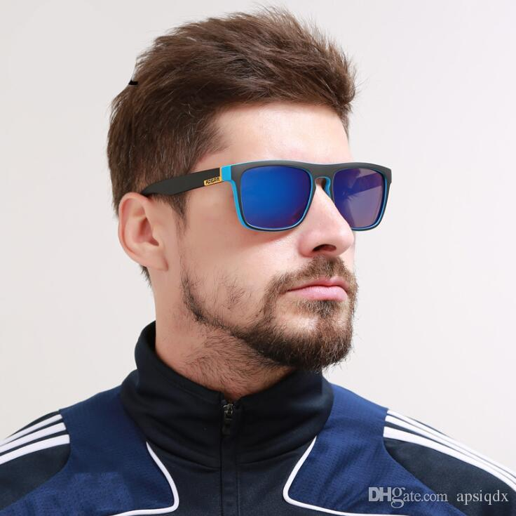 a6615a8bc2204 Fashion Guy s Sun Glasses From Kdeam Polarized Sunglasses Men Classic  Design All-Fit Mirror Sunglass With Brand Box CE