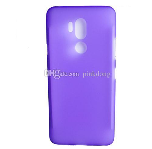 New Matte TPU Gel Anti-Scratch Ultra thin Case Cover skin for LG G7 Cheap fasion case