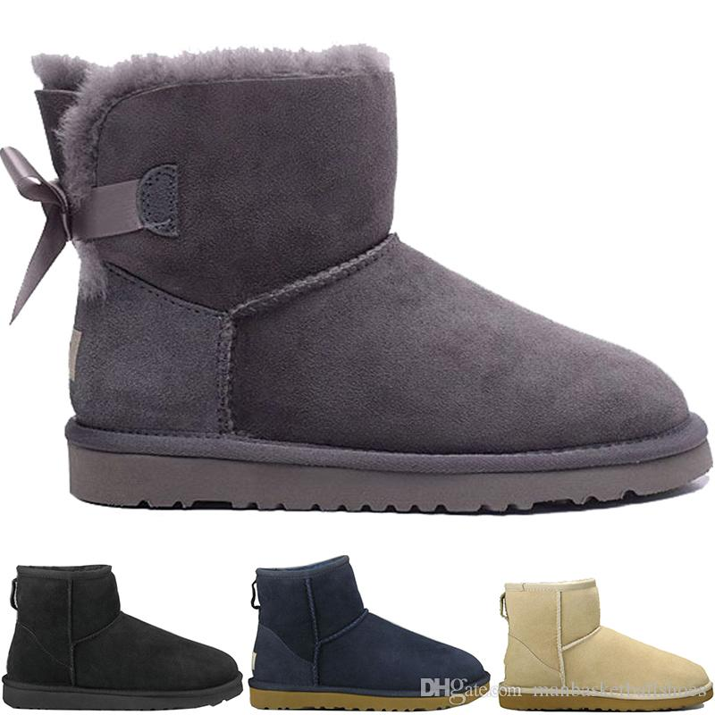 085571b23 Women'S Victoria Tall Fashion Australia WGG Snow Short Boots For Women  Black Pink Boots Womens Designer Sneaker Trainer Zapatos Size 36 40 Rain  Boots For ...