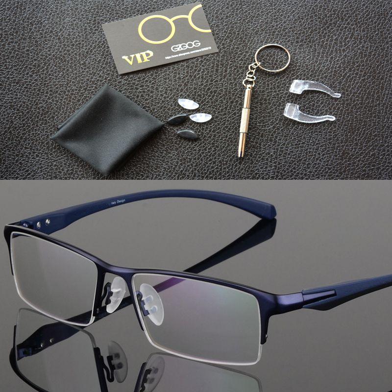 809b0e73ef 2019 2018 Fashion Titanium Rimless Eyeglasses Frame Brand Designer Men  Glasses Suit Reading Glasses Optical Prescpriton Lenses From Shuidianba