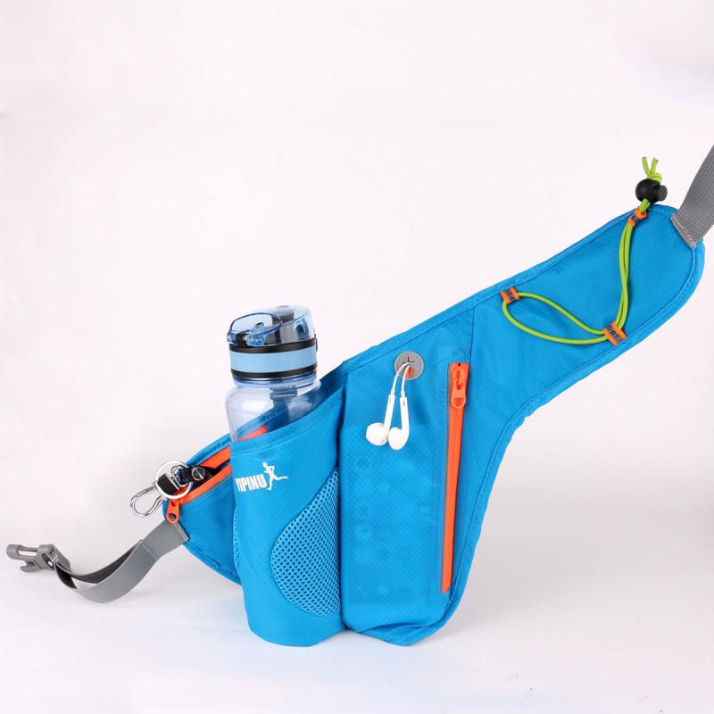 5c7d9f702702 YIPINU waterproof nylon sport water bottle waist bag mochila trail running  belt bag sport phone for plus size mobile holder