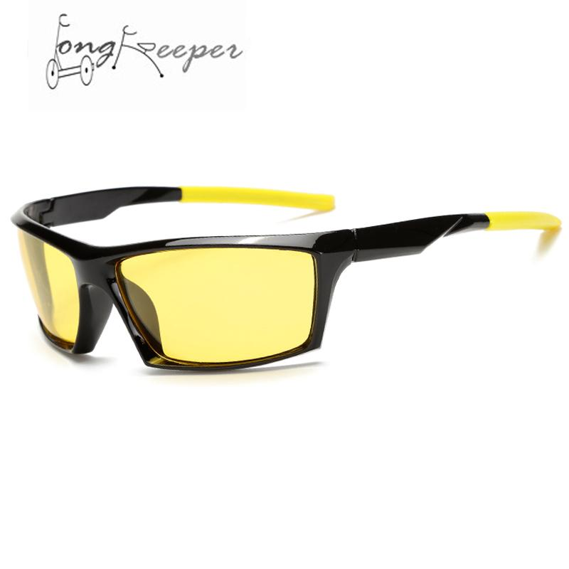 106cd1991d Polarized Sun Glasses Night Vision Glasses for Driving Cycling ...
