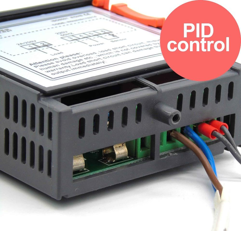 2018 Accuracy 01c High Precision Pid Control Heat Temperature Wiring To The Controller For Incubation Box From Kuaikey 2629
