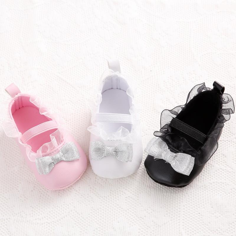 Compre Fundo Macio Sapatas Da Menina Do Bebê Para 1 Ano De Idade Sapatilhas  Rosa Sapato Criança Fille Esporte Bebê 6 M Sapatos De Menina Primeira  Caminhada ... 5d0efa0602297