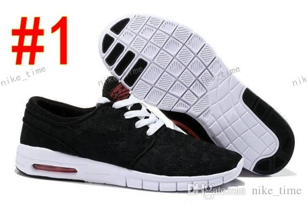 2018 Fashion SB Stefan Janoski Shoes Running Shoes For Women Men ... 833a4b144