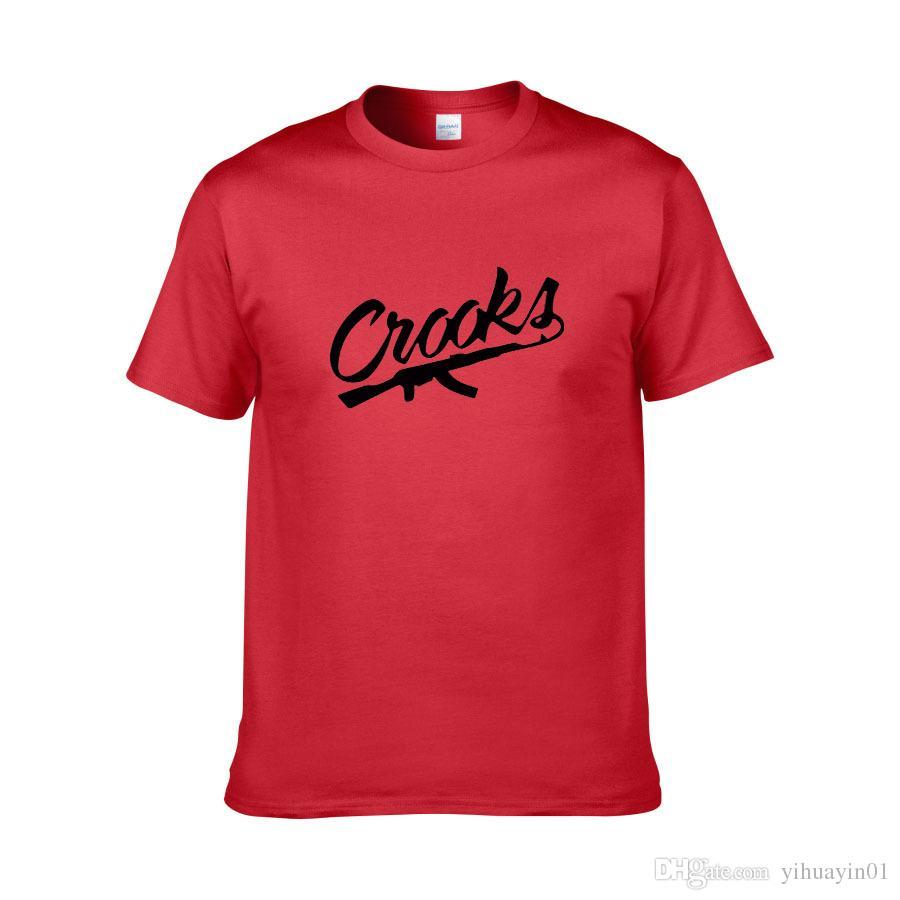 Spedizione gratuita truffatori e castelli t-shirt da uomo manica corta in cotone uomo t-shirt corni lettera mens t-shirt top t-shirt