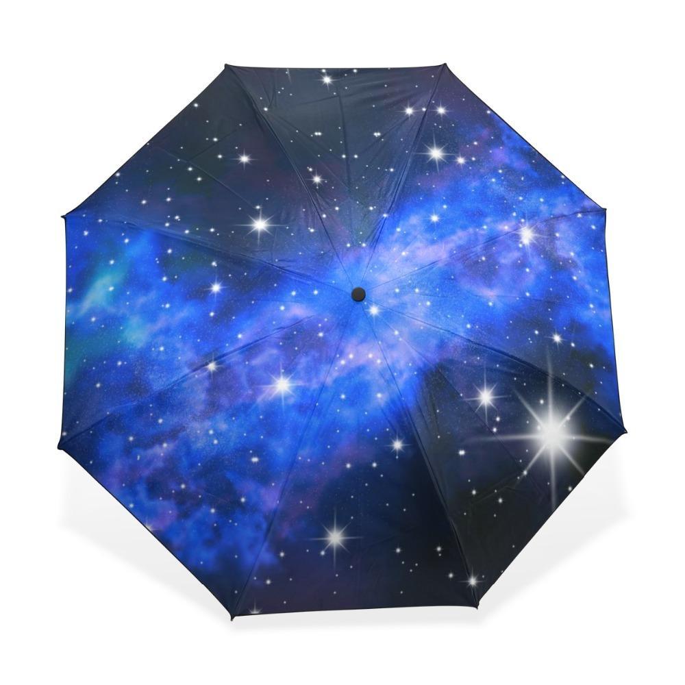2019 Compact Travel Sky Umbrella Anti UV Protective Canopy Parasol