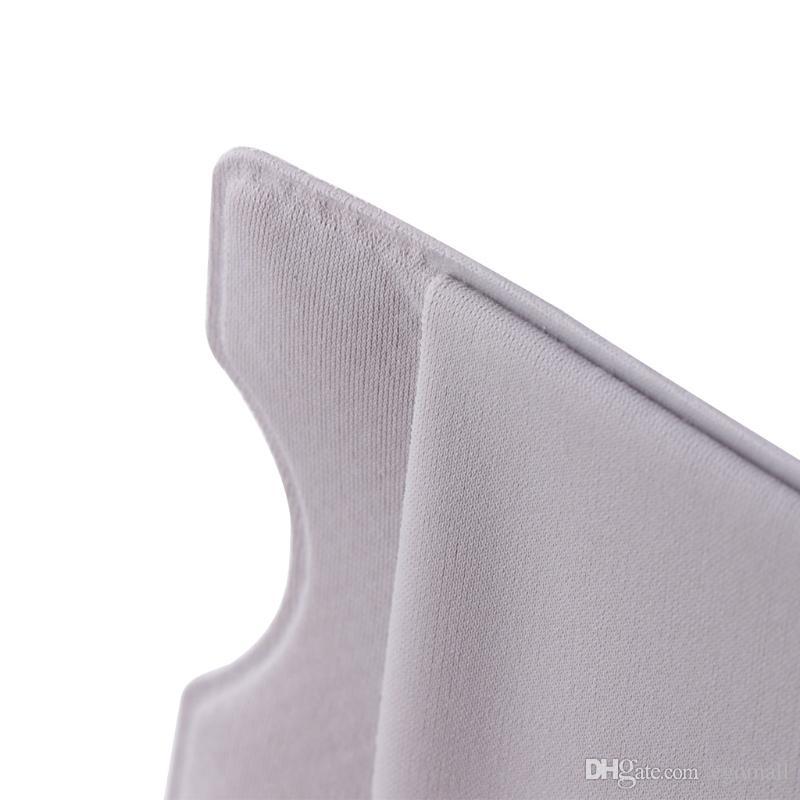 Lycra Adhesive Handy-Mappen-Kasten-Gutschrift Identifikation-Kartenhalter-Aufkleber Taschen Frauen Männer Fashion Solid Einfache