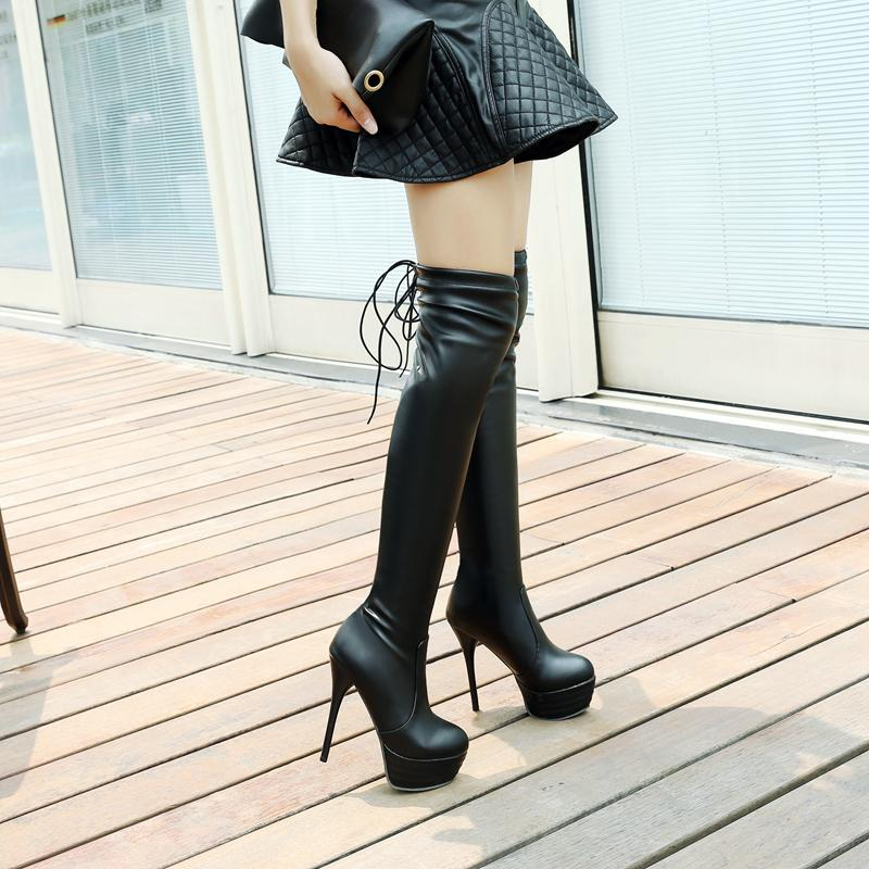 Leather Boots for Girls