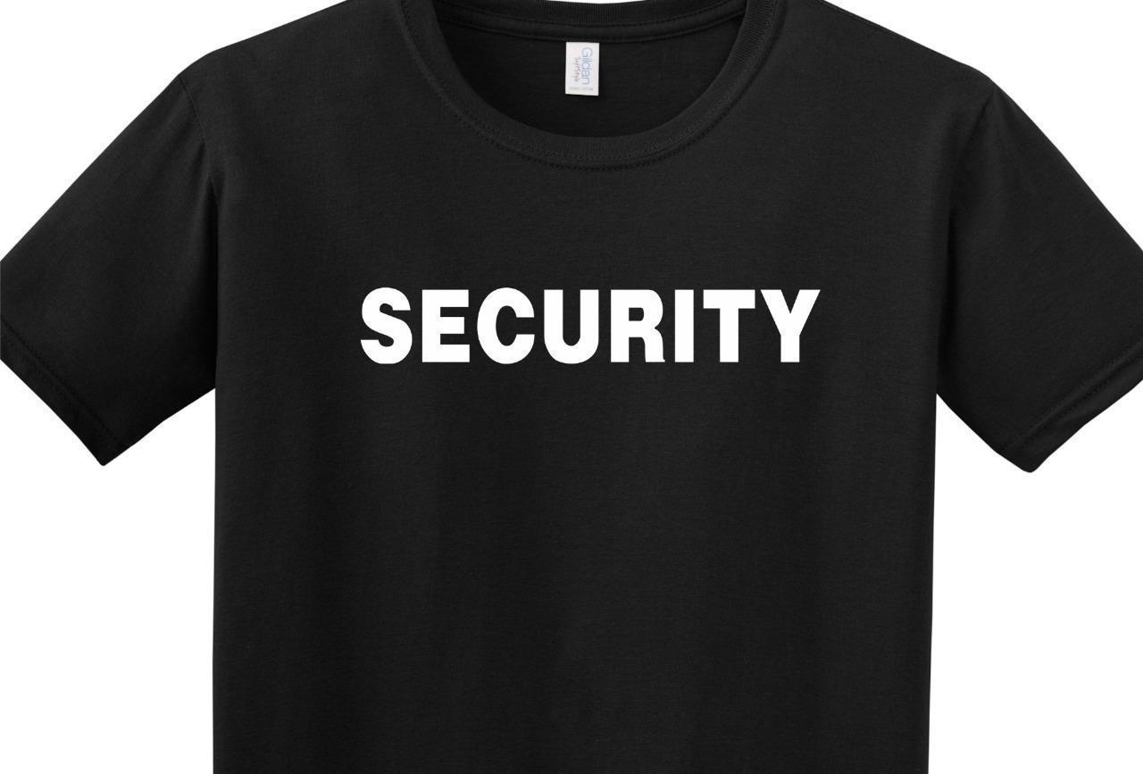 4fe895bb0 Details Zu SECURITY T Shirt Club Event Staff T Shirt Cool Costume College  Funny Unisex Casual T Shirs T Shirst From Vectorbombb, $12.96  DHgate.Com