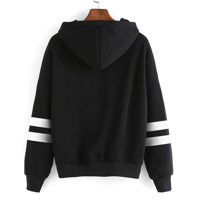 1fb987617448 2019 Clearance Sale Female Hooded Sweatshirt Pullover Women S ...