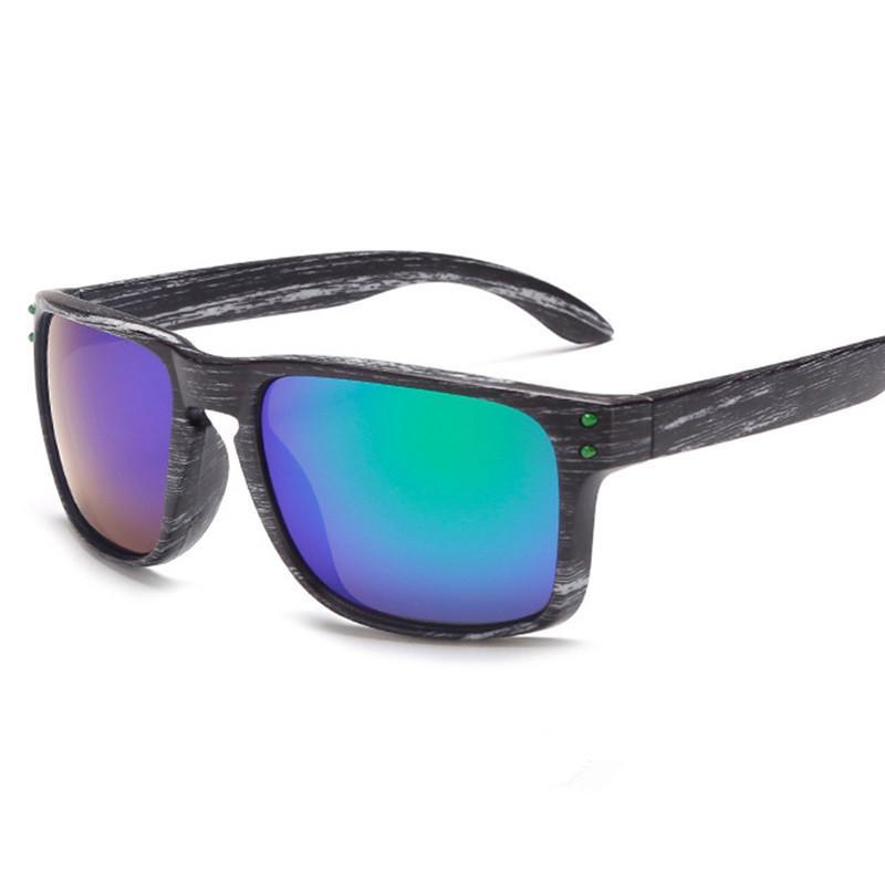 55ec5d4394482 Sunglasses Men Women Reflective Coating Square Sun Glasses UV400 ...