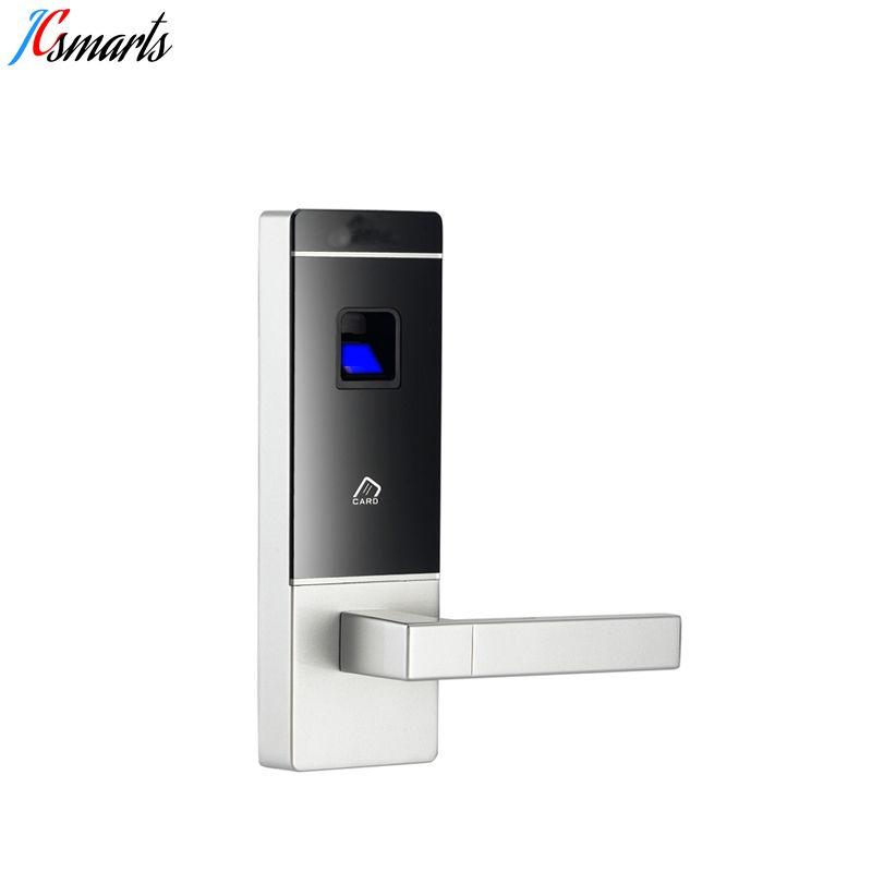 2019 Best Biometric Door Lock Fingerprint Keyless Entry Door Locks