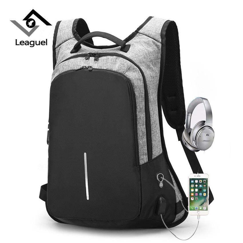 Laptop Backpack Travel Hiking School Bag Men Women Mommy Waterproof Anti-theft