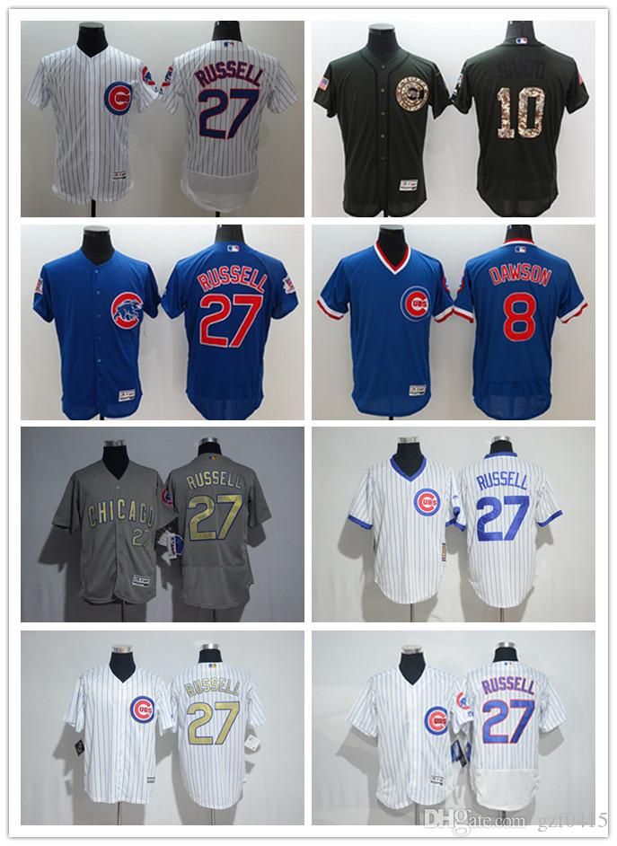 2e5338d84 ... czech 2018 mens women youth majestic chicago cubs jersey 8 andre dawson  10 ron santo 27