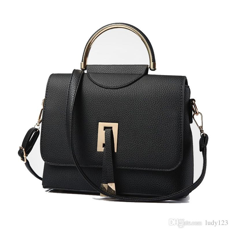 b47280a2f246 DIMINUTIVE 2018 Special Offer Women Leather Shoulder Bag Casual ...