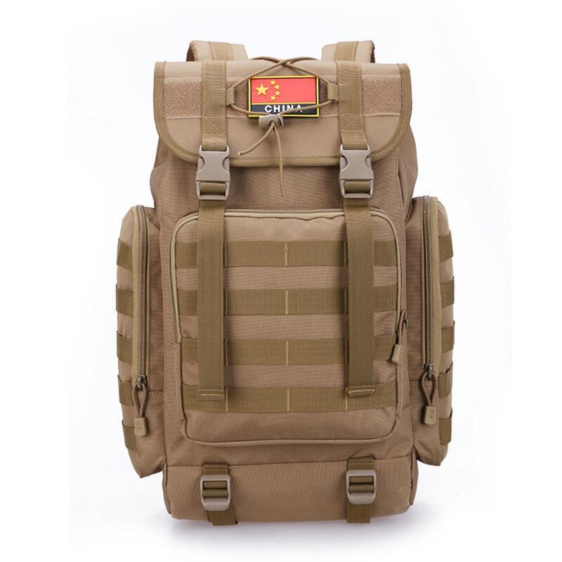 732424c288 40L Military Tactical Backpack Army Molle Waterproof Sports Bag Climbing  Rucksack For Outdoor Hiking Camping Hunting Backpacks Handbags Rucksack  From ...