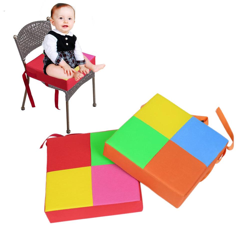Baby Kids Chair Cushion Highchair Increase Height Seat Pad Mat Supplies ZJF Shopping Cart Covers Cheap