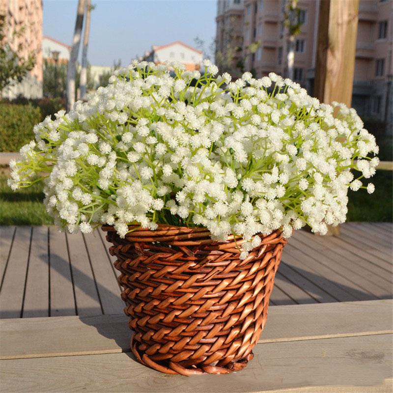 2018 &Amp; Dried Flowers Artificial Flower Wedding Flowers ...
