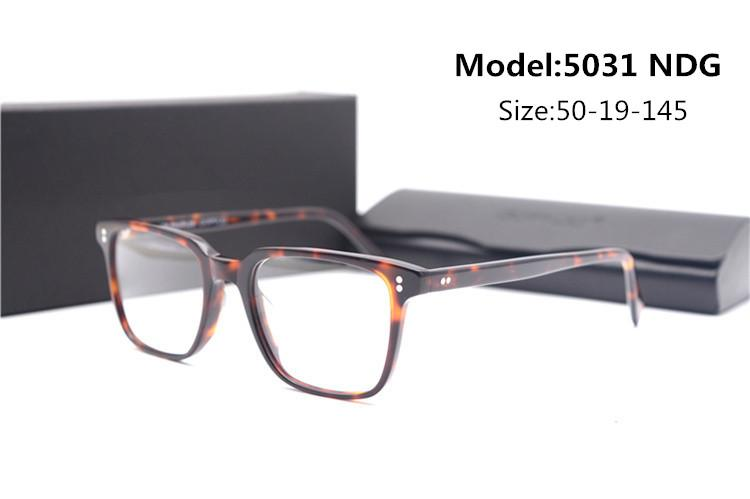7c6077b2b40 2018 Fashion Retro Square Frame Eyeglasses For Men And Women Optical  Prescription Glasses Frame Can Do Sunglasses Lens Best Sunglasses For Men  Vuarnet ...