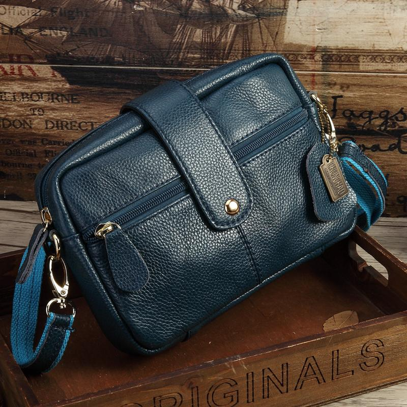 Original Brand Women Shoulder Bag Genuine Leather Ladies Crossbody Bags 2018 New Fashion Handbag For Female Bolsa crossbody bags